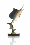 Blue Sailfish Figurine