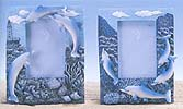 Dolphin & Lighthouse Picture Frames