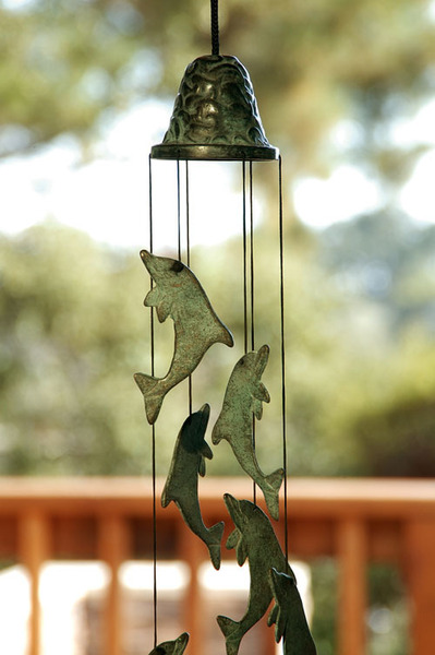 Dolphin Wind Chime